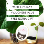 Mother's Day Gift Vouchers plus Free gift