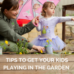 Get the Kids in the Garden These Holidays